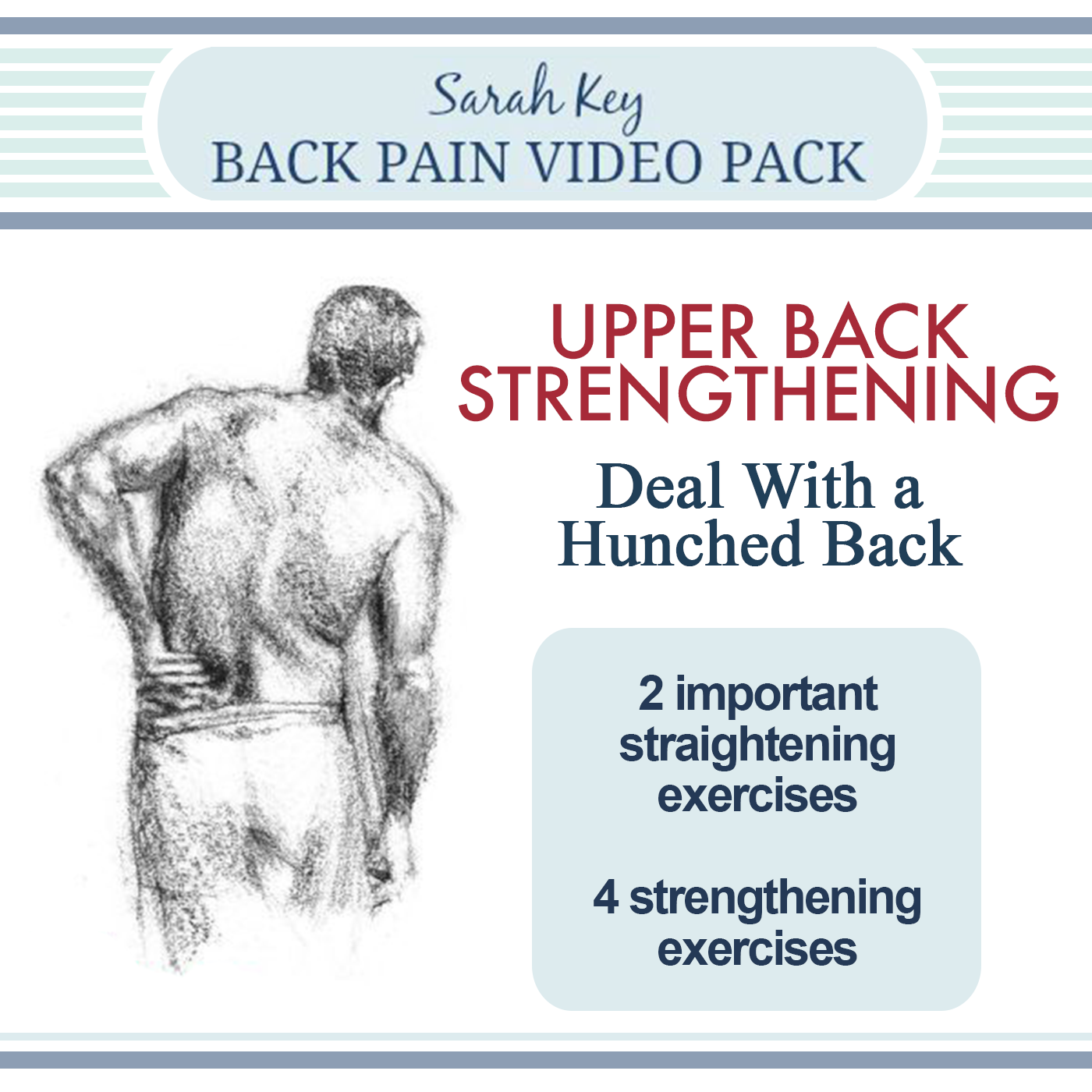 How To Improve Your Hunched Posture With Upper Back Strengthening