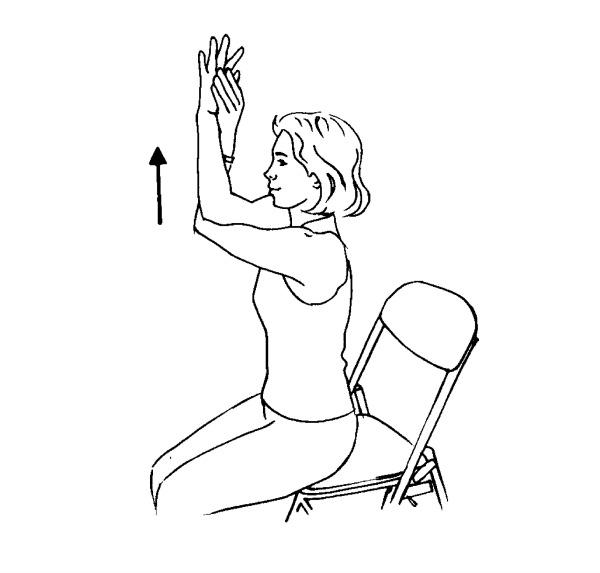 Lower Trap Stretch