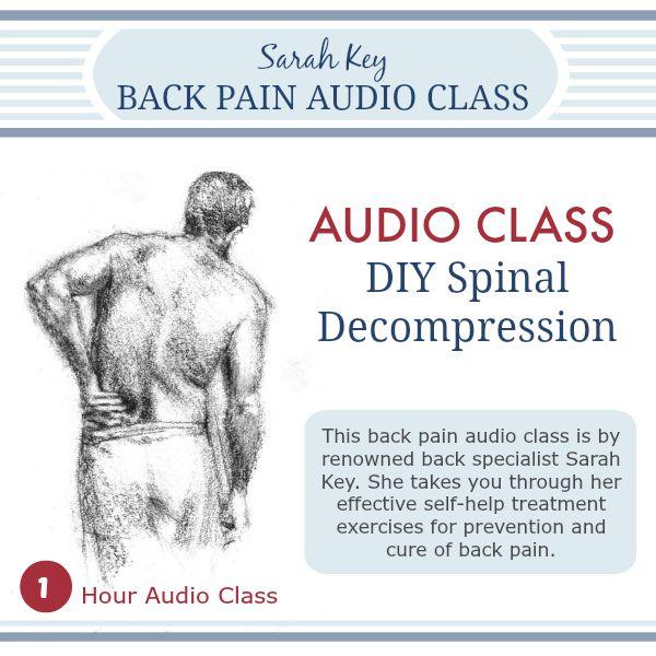 DIY spinal decompression videos