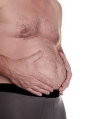 Lower abdominal weakness is often a consequence of a sedentary lifestyle